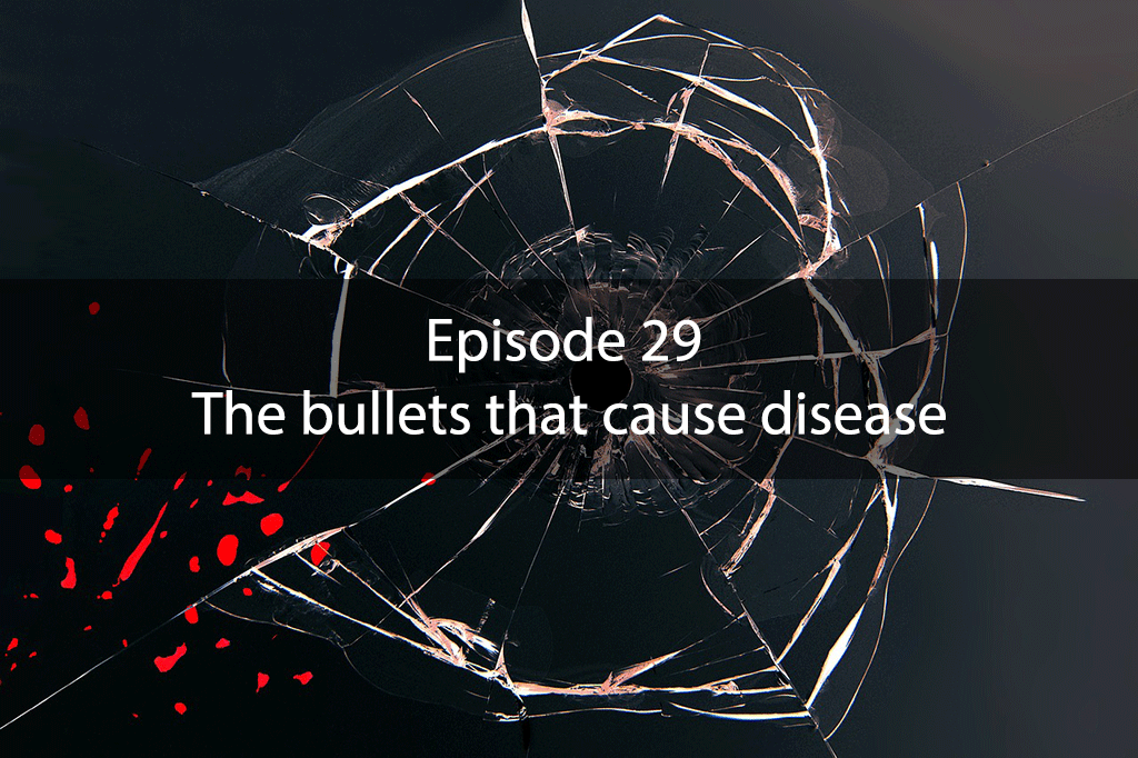 Ask Dr Kan Show – Episode 29 – The bullets that cause disease
