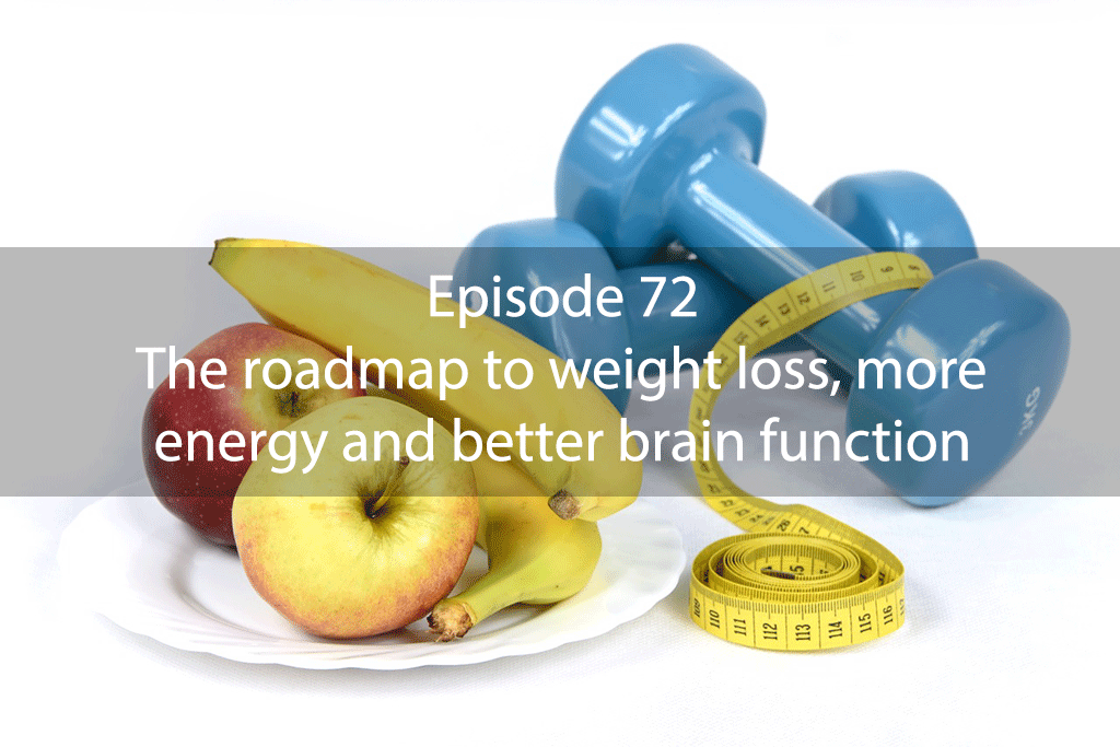AskDrKan Show – Episode 72: The roadmap to weight loss, more energy and better brain function