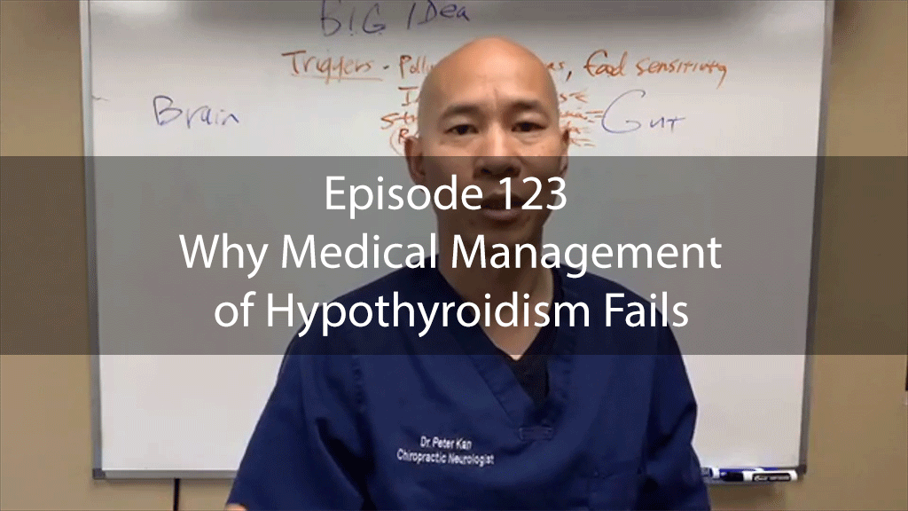 Ask Dr Kan Episode 123 – Why Medical Management of Hypothyroidism Fails